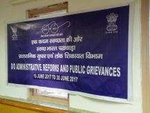 Civil Services Day 2017