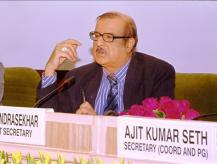Annual Conference of Chief Secretaries 2010